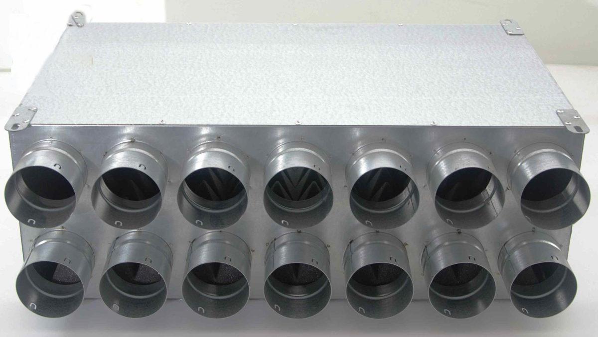 Akustinė dėžė su garso izoliacija AKPD200-14x75