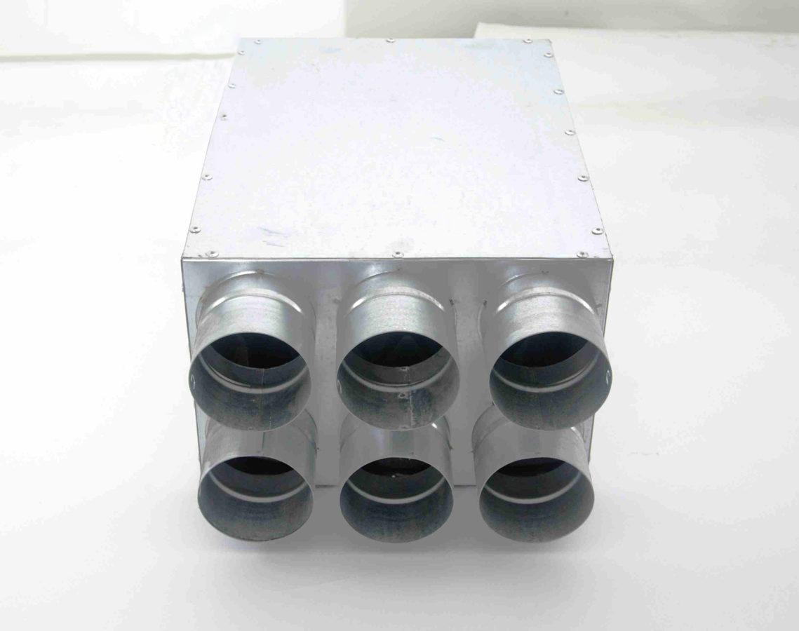 Akustinė dėžė su garso izoliacija AKPD160-6x75