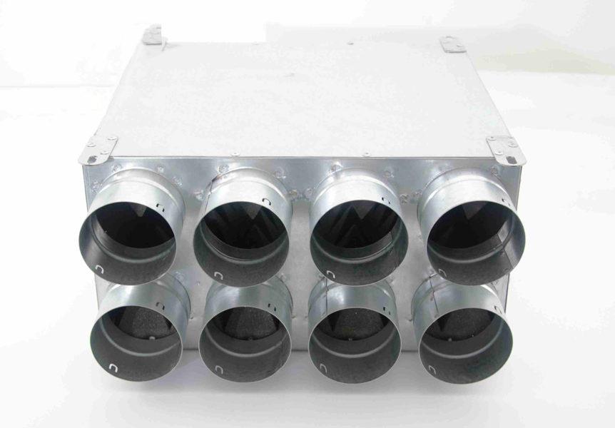 Akustinė dėžė su garso izoliacija AKPD160-8x75