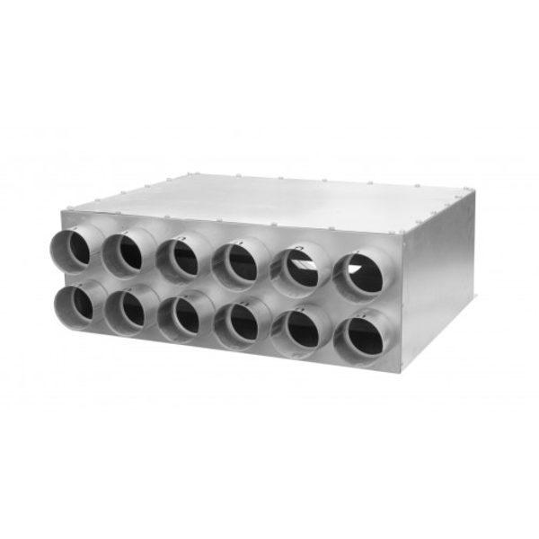 Akustinė dėžė su garso izoliacija AKPD200-12x75