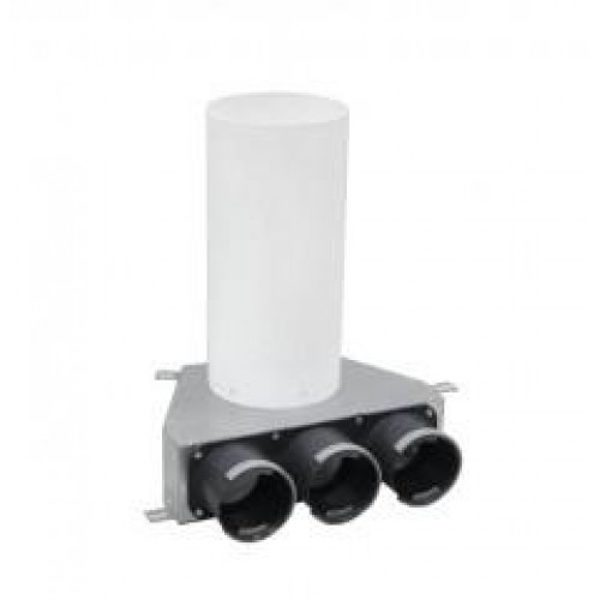 Difuzoriaus dėžutė d150mm